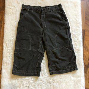 Kuhl dry cargo shorts 15 inches inseam size 30